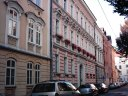 A street somewhere in Linz